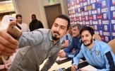 'Quái thú' Serbia, cựu sao Liverpool được chào đón nồng nhiệt ở Saudi Arabia