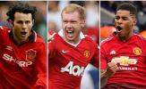 Man United: Dòng máu đỏ bất diệt!