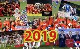 Vỡ oà với 10 sự kiện nổi bật của bóng đá Việt Nam trong năm 2019