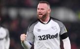 Đẳng cấp có thừa, Rooney tỏa sáng ngay trận ra mắt Derby County
