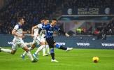 Lukaku 'tịt ngòi', Inter Milan hòa như thua trước Atalanta