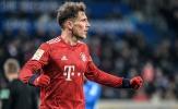 Mặc đội hình 'nát tươm', trụ cột Bayern vẫn tràn đầy tự tin ở giai đoạn lượt về
