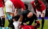 Rashford đau đớn rời sân, Paul Scholes bình thản với tuyên bố sốc