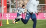 2 hảo thủ tái xuất kịp thời, Bayern đã sẵn sàng trở lại Bundesliga