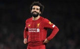 Salah 'đá đểu' cách Man Utd cầm hòa Liverpool