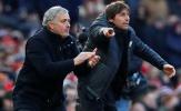 Bị Mourinho 'dạy dỗ', Conte lên tiếng đáp trả quá gắt
