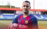 CHÍNH THỨC: Barca công bố tân binh đầu tiên, 'cựu thần đồng' Inter Milan