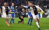 Giúp Juventus giành chiến thắng và đây là thông điệp của Ronaldo