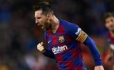 Lập cột mốc không tưởng, Messi lại khiến làng túc cầu ngả mũ thán phục