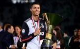 Đang ở Juventus, Ronaldo vẫn hướng về Madrid