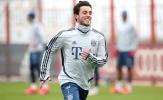 Tân binh Bayern có buổi tập đầu tiên ở câu lạc bộ mới