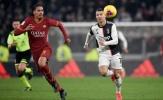 AS Roma thua Juventus, sao Man Utd vẫn nói cứng