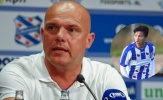 Chuyện gì đang xảy ra với Văn Hậu ở SC Heerenveen?