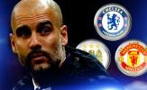 Pep Guardiola rời Man City: M.U vỡ mộng, tới bến đỗ lý tưởng?