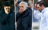 Arteta, Mourinho, Lampard: Thành công không chờ đợi!