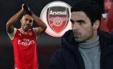 Barca ve vãn 'trọng pháo' Arsenal, Mikel Arteta phá vỡ im lặng