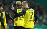 'Họng pháo' Haaland tiếp tục nổ, thiết lập thành tích siêu khủng ở Dortmund