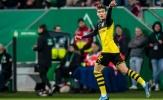 'Pulisic mới' của Dortmund làm nên lịch sử, cả Haaland cũng bị lu mờ