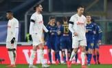 Ronaldo 'nổ súng', Juventus vẫn thua sốc trước Verona