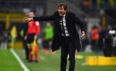 Inter Milan thất bại, Conte đổ lỗi cho… AC Milan