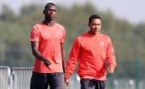 Nỗ lực trở lại, Pogba bất ngờ gặp lại 'bom xịt' Man Utd