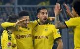 Nhờ ơn Sancho và Haaland, Dortmund san bằng kỷ lục ghi bàn gần 4 thập kỷ