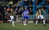 Heerenveen thua thảm Vitesse, Văn Hậu ngày càng 'bít cửa' đá Eredivisie