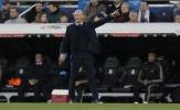 Sẩy chân, Zidane phát biểu 1 điều đắng cay khiến CĐV Real phát sốt