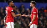 Lập công 'hạ sát' Chelsea, Martial làm điều 'đau lòng' với Fernandes