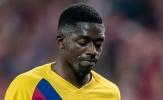 Đại diện đến Camp Nou, Barca sắp đón chữ ký thay Dembele