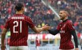 Nhờ 'hiệu ứng' Ibrahimovic, sao AC Milan ghi 6 bàn sau 7 trận
