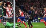 Tam tấu vô duyên, Liverpool nếm trái đắng trước Atletico Madrid