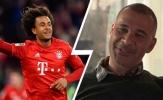 Gullit: 'Cậu ấy có thể học hỏi được rất nhiều từ Lewandowski tại Bayern'