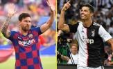 Messi: 'Ronaldo là một tiền đạo sát thủ, việc anh ấy ghi bàn liên tiếp là dễ hiểu'