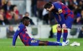 CĐV Barca thất kinh: 'Cái quái gì đây, thảm hoạ sớm thế!'