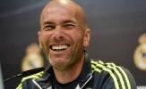 Trụ cột trở lại, Zidane tự tin đấu Pep và Barca