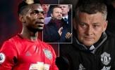 Ký HĐ mới, Pogba tráo trở đẩy một 'Mourinho thứ 2' khỏi M.U