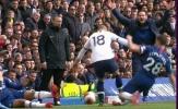 'Tiểu Messi' đạp chân thô bạo, thủ quân Chelsea phản ứng 'khó tin'
