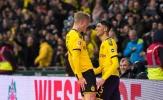 Dortmund có 2 chân chuyền thượng hạng, bảo sao Haaland không nổ súng ầm ầm