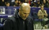 Thảm bại, Zidane phát biểu 1 điều khiến CĐV Real phát sốt
