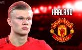 Choáng với mức giá 'rẻ bèo' mà Man United bỏ ra để có được Haaland