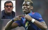 Man United: Hãy trách Paul Pogba thay vì Mino Raiola