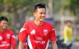 Tái hợp Trần Hoài Nam, CLB Long An gia tăng hoả lực trên hàng công
