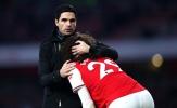 Arsenal thảm bại, thuyền trưởng Arteta đứt ruột nói lời xót xa