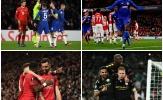 'Đại gia' Anh tại cúp châu Âu tuần này: Manchester mở hội; London khóc hận