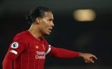 Tăng lương khủng, Liverpool giữ chân Van Dijk khỏi Gã khổng lồ