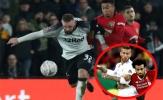 Thi triển tuyệt chiêu của Ramos, Lingard quyết 'ăn thua đủ' với Rooney