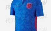 Tuyển Anh có áo đấu lạ mắt cho EURO 2020