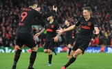 9 con số 'kinh hoàng' sau trận Liverpool 2-3 Atletico: 'Ác mộng' Llorente
