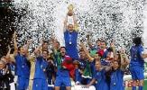 Dàn sao Italia vô địch World Cup 2006 đoàn kết chống COVID-19